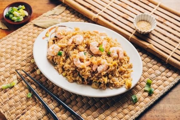 金賢炒飯炒麵專門店 餐點