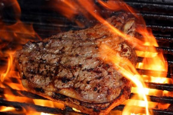 技固帕串燒酒家 餐點