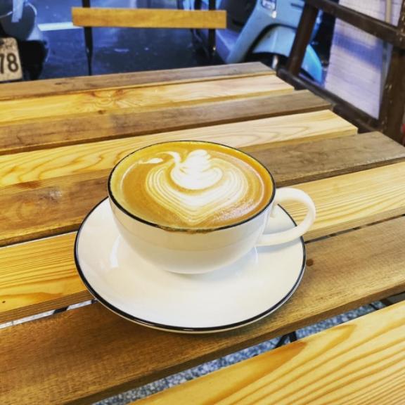 抵家咖啡 餐點