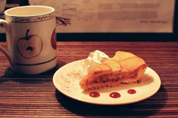 穆勒咖啡館 餐點