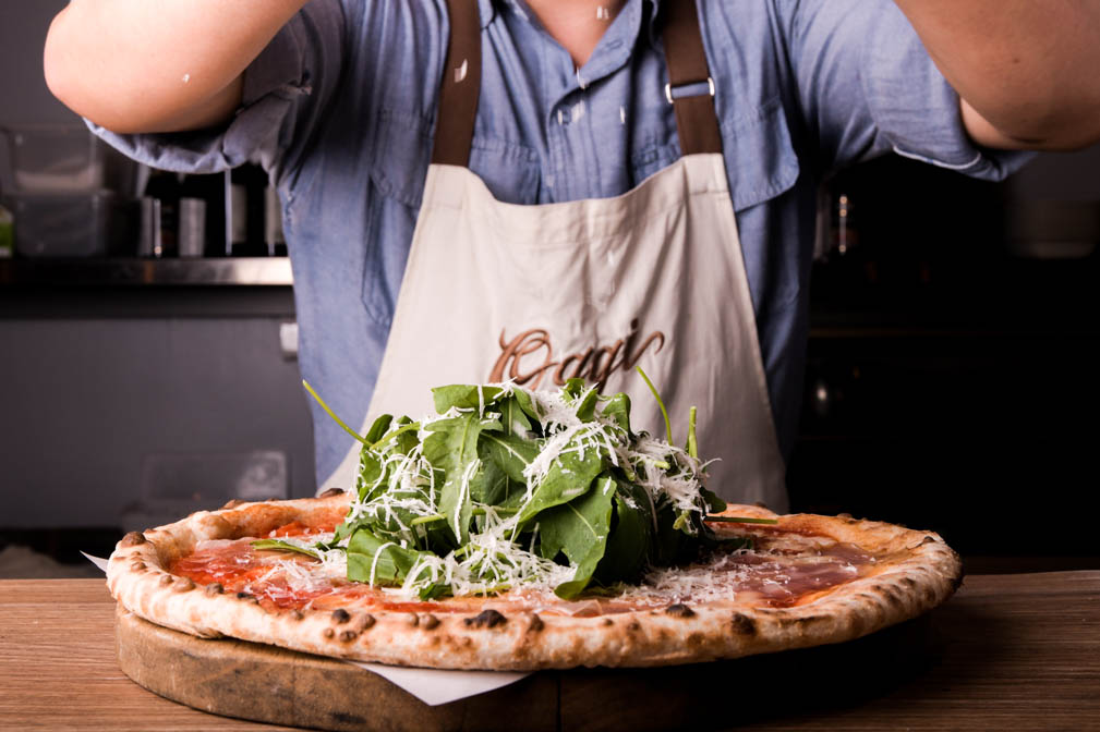 Pizzeria OGGI 歐奇窯烤披薩